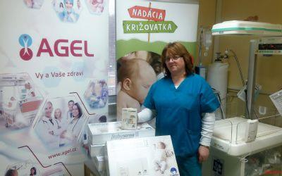 Levická nemocnica získala nové monitory dychu