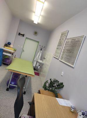Detskú rehabilitáciu v  levickej nemocnici presťahovali. Zmeny súvisia v výstavbou nového urgentného príjmu.