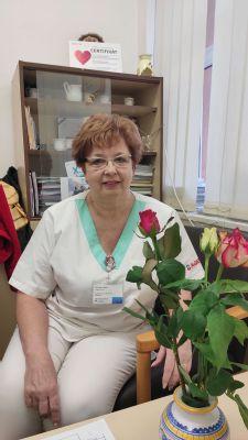 Ruže spestrili deň zamestnankyniam v levickej nemocnici