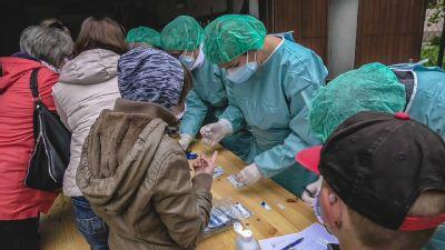 Nemocnica Levice otestovala všetky deti a zamestnancov Centra pre deti a rodiny Levice na koronavírus COVID-19