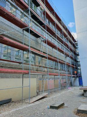 V Nemocnici Levice pokračuje rekonštrukcia urgentného príjmu podľa harmonogramu