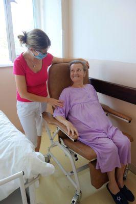 Levickým pacientom slúžia nové kardiokreslá