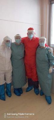 """Levická nemocnica zriadila ,,COVID oddelenie"""""""