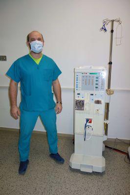 V levickej nemocnici pribudol prístroj na dialýzu