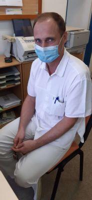 """Lekár z levickej nemocnice opisuje, ako prekonal koronavírus: """"Je to zatiaľ jedno z najťažších ochorení, ktoré som mal"""""""