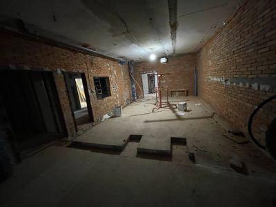 Výstavbu nového urgentného príjmu v levickej nemocnici nezastavila ani pandémia