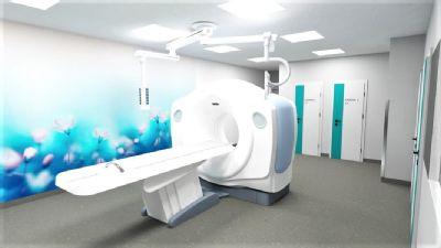 Levická nemocnica finišuje s výstavbou urgentného príjmu. Pacientom bude slúžiť už v tomto roku