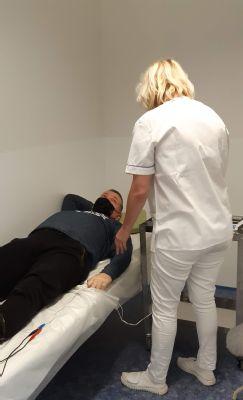Levickí fyzioterapeuti nastavujú pacientom liečbu individuálne
